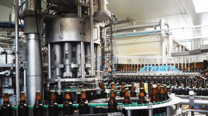 nalewanie piwa do butelek